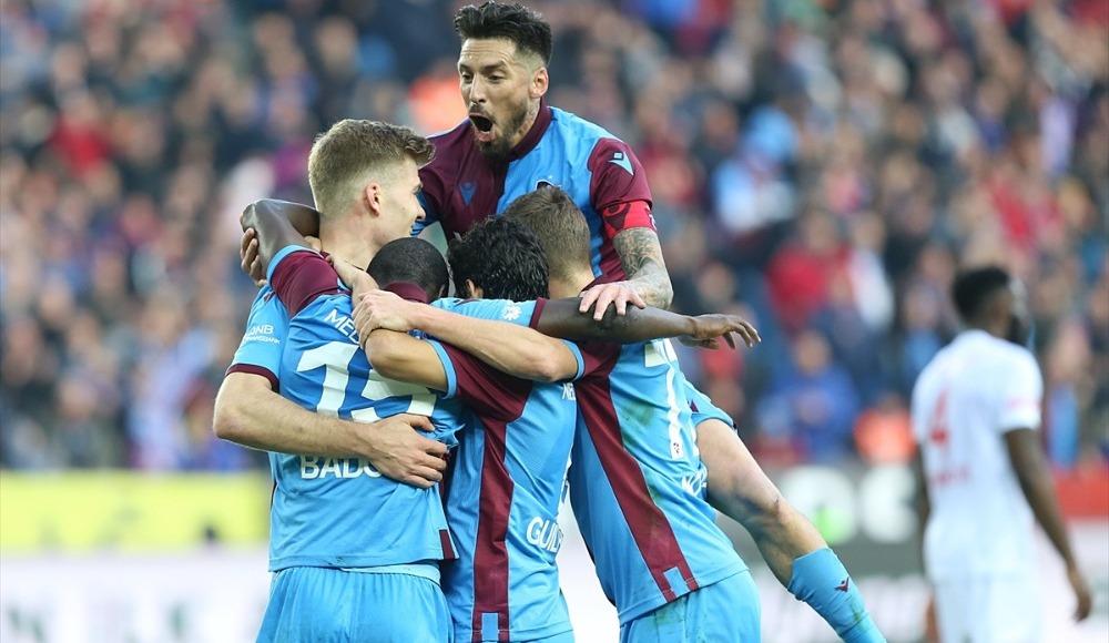 Trabzon'da liderlik maçı! 11'ler...