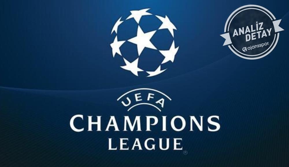 UEFA Şampiyonlar Ligi'nde sezonun en golcü isimleri!