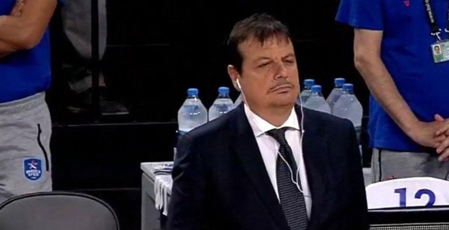 """Ergin Ataman: """"Kontrollü oyunla rakibi durdurmalıyız"""""""