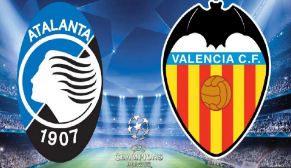 Atalanta - Valencia (Yayın İzle)