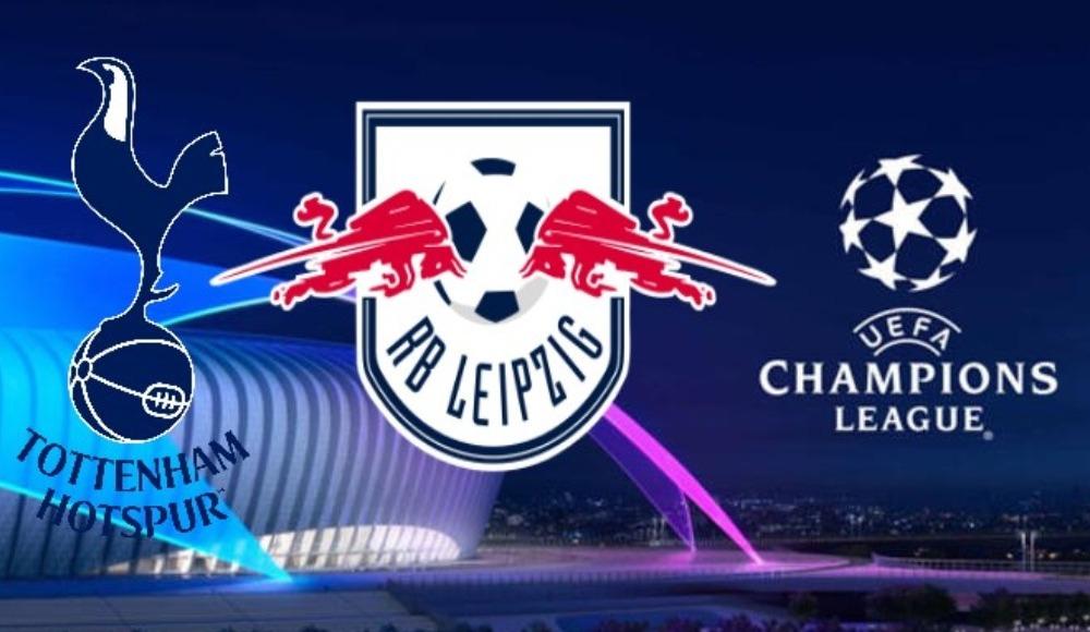 Tottenham - RB Leipzig (Canlı Skor)