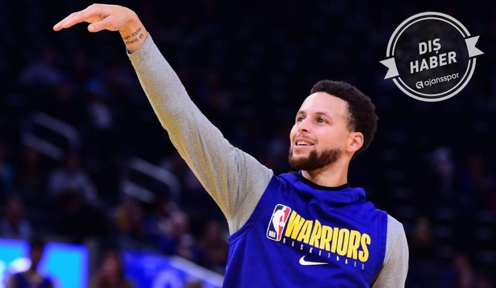Koçu açıkladı! Stephen Curry ne zaman dönüyor?