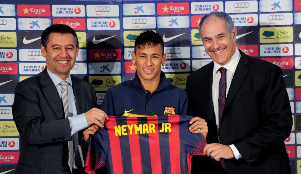 Santos'tan Barcelona'ya tazminat davası!