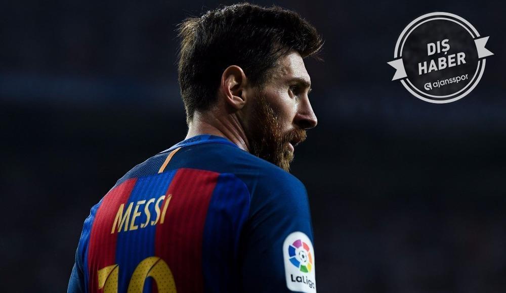 Messi'ye sürpriz talip!
