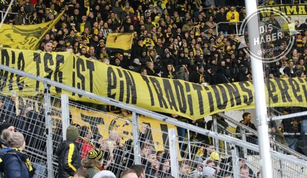 Dortmund taraftarlarına 3 yıl ceza