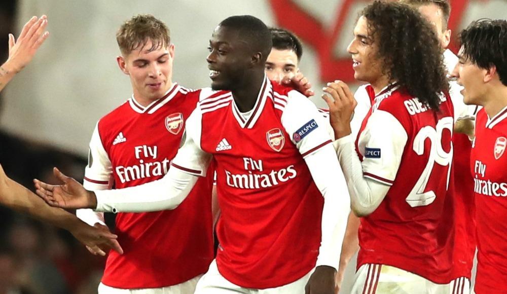 Olympiakos - Arsenal (Canlı Skor)