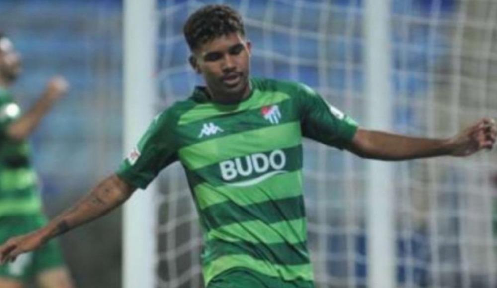 Bursaspor'da Igor Wanderson Da Silva ile yollar ayrıldı