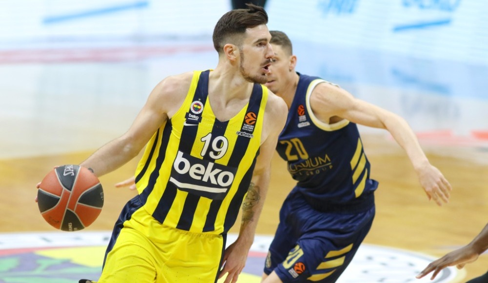 Fenerbahçe Beko'da hüsran