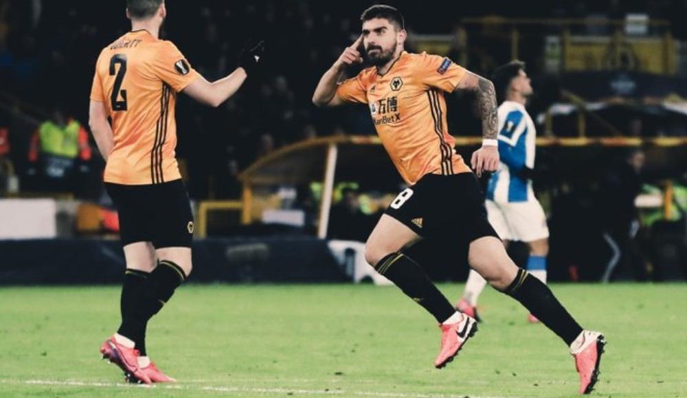 Diogo Jota, Wolves'i taşımaya devam ediyor
