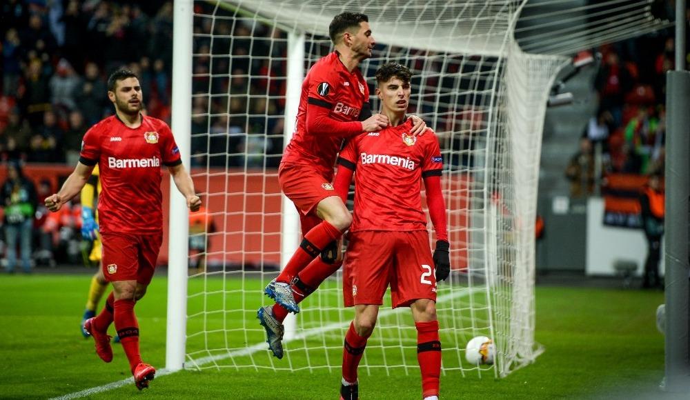 Leverkusen, Portekiz'e avantajlı gidecek