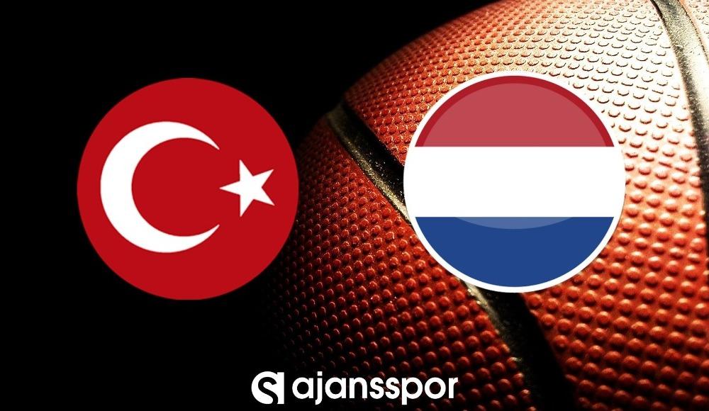 Türkiye - Hollanda (Maç Sonucu)