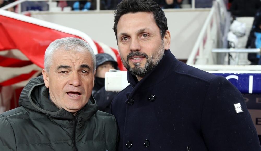 """Rıza Çalımbay: """"Mert Hakan'ın gol sevinci yanlış anlaşıldı"""""""