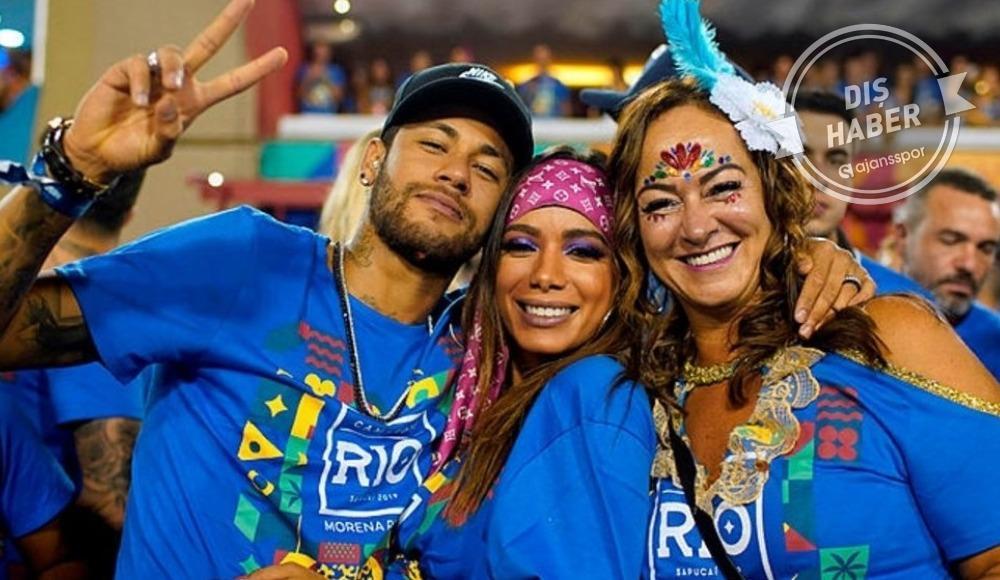 Neymar'dan Rio Karnaval'ı hakkında açıklama geldi