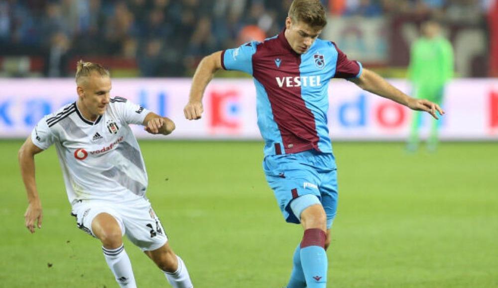 Beşiktaş- Trabzonspor (Qarşılaşmanı canlı izləyin)