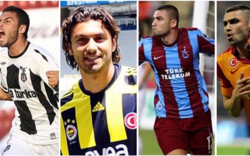 Burak Yılmaz'ın Trabzonspor'a karşı performansı!