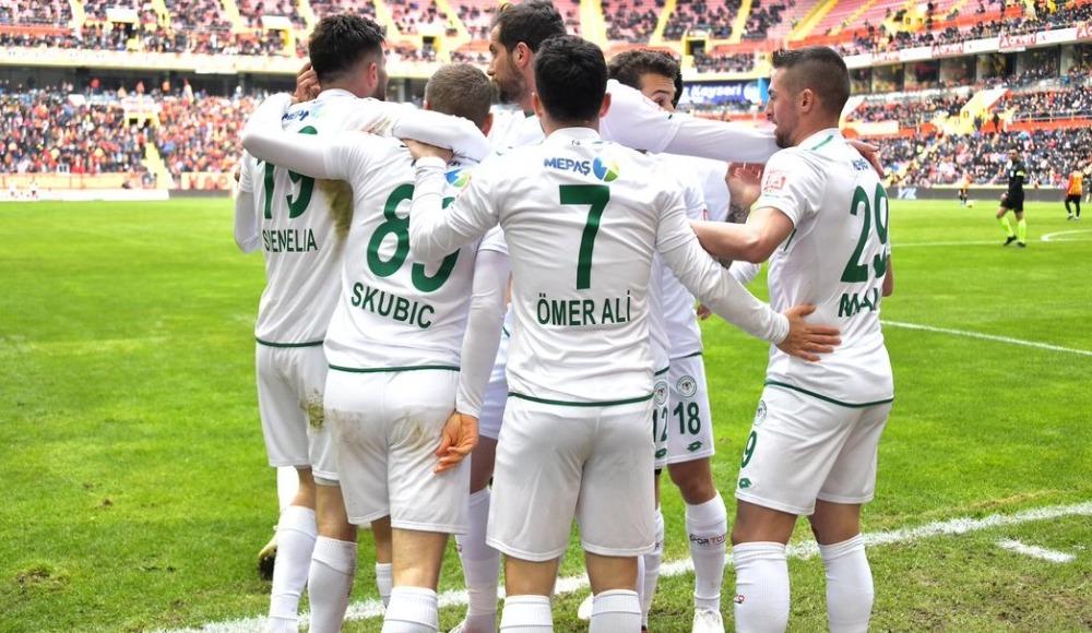 Selim, Shengelia ve Hadziahmetovic Kayserispor maçını değerlendirdi