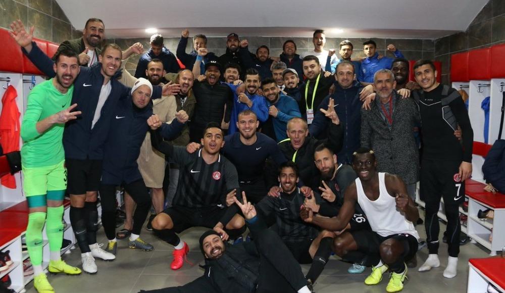 Ümraniyespor, sahasında tek golle kazandı: 1-0