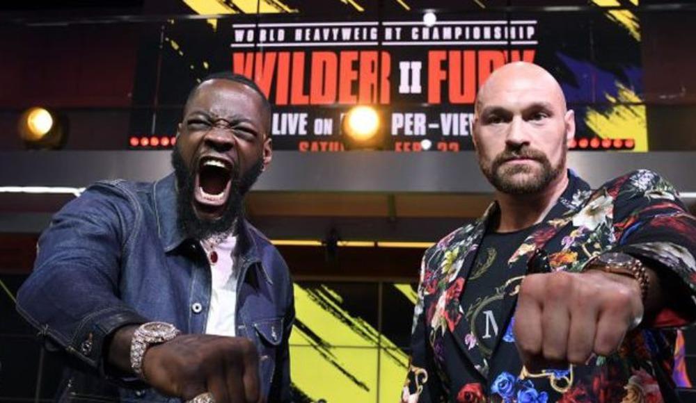 Deontay Wilder-Tyson Fury maçı canlı izle!