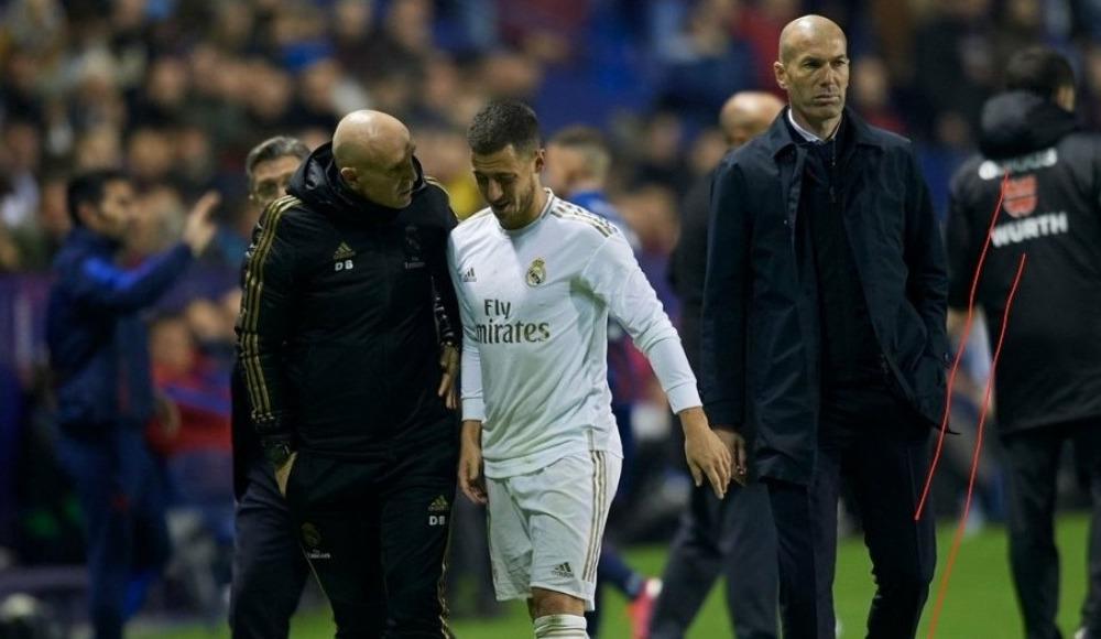 Real Madrid'e kötü haber!