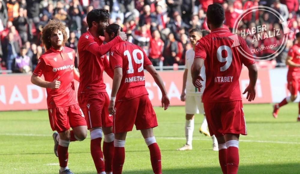 Samsunspor dünya sıralamasına girdi!