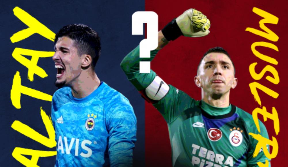Fenerbahçe - Galatasaray (Canlı anlatım)