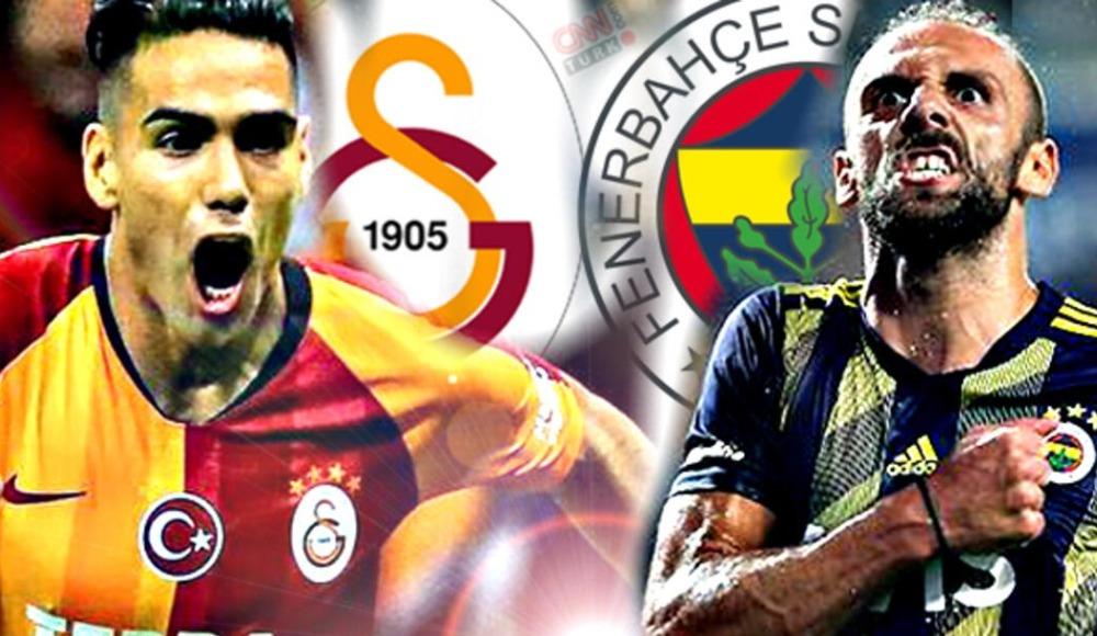 Canlı maç izle Fenerbahçe Galatasaray!