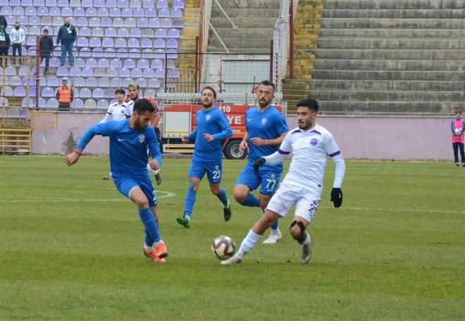 52 Orduspor FK tek attı 3 aldı