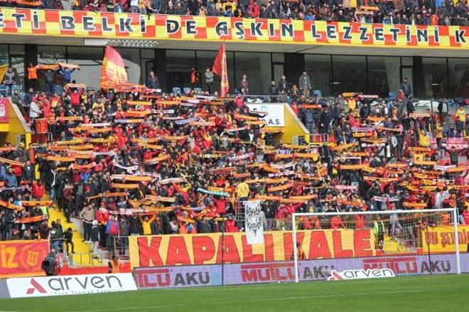 Kayserispor-Konyaspor müsabakasını kaç kişi izledi?