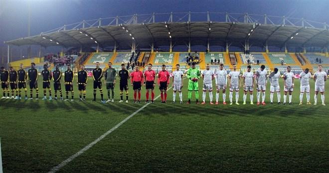 İstanbulspor - Boluspor maçında kazanan çıkmadı