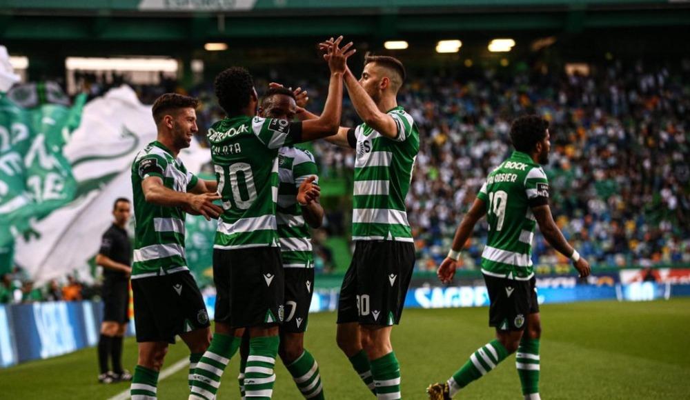 Sporting Lizbon, Portekiz liginde Boavista'yı yendi