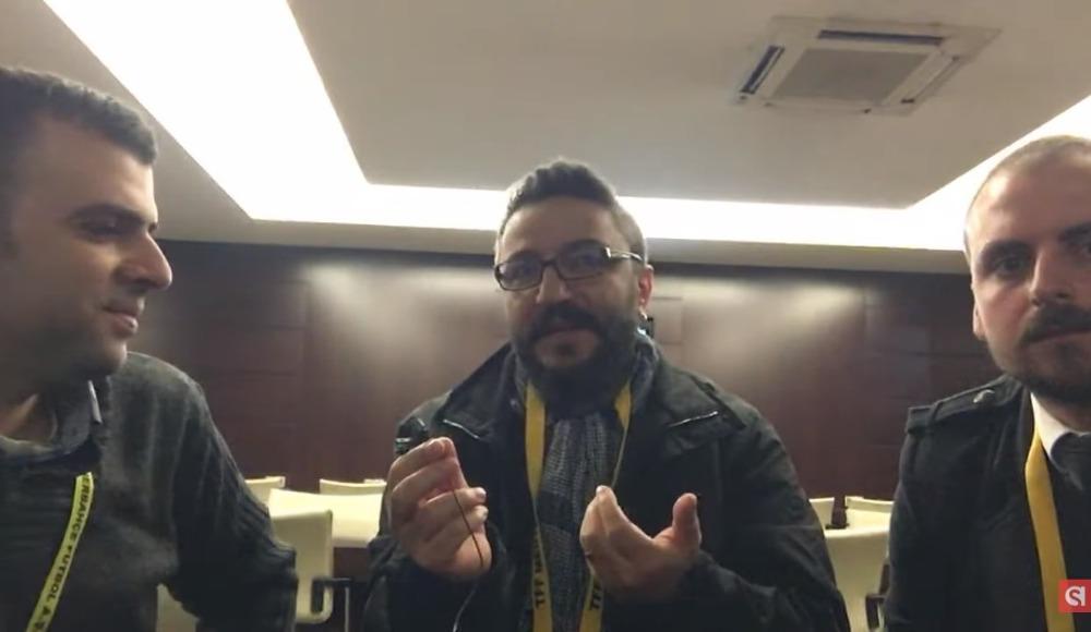 Ajansspor derbiyi Kadıköy'de yorumladı!