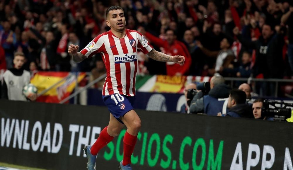 Atletico Madrid, Villarreal'i 3-1 ile geçti
