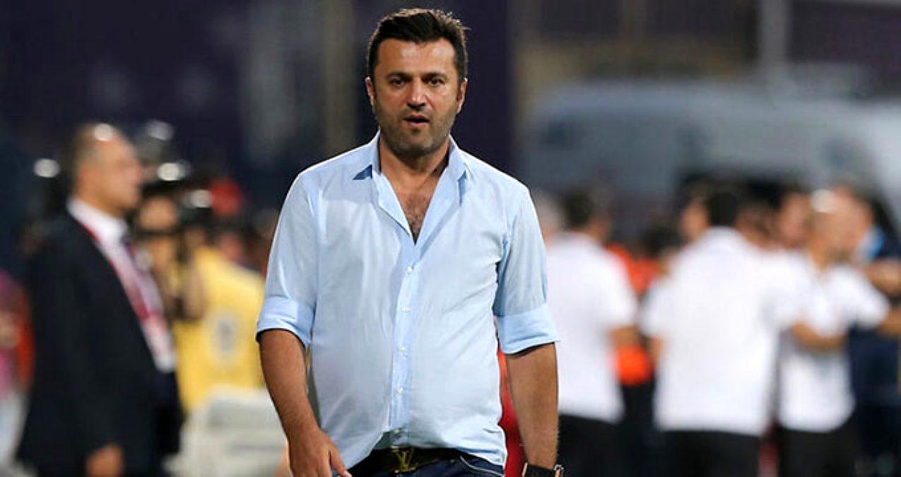 Denizlispor'un yeni teknik direktörü Bülent Uygun oldu