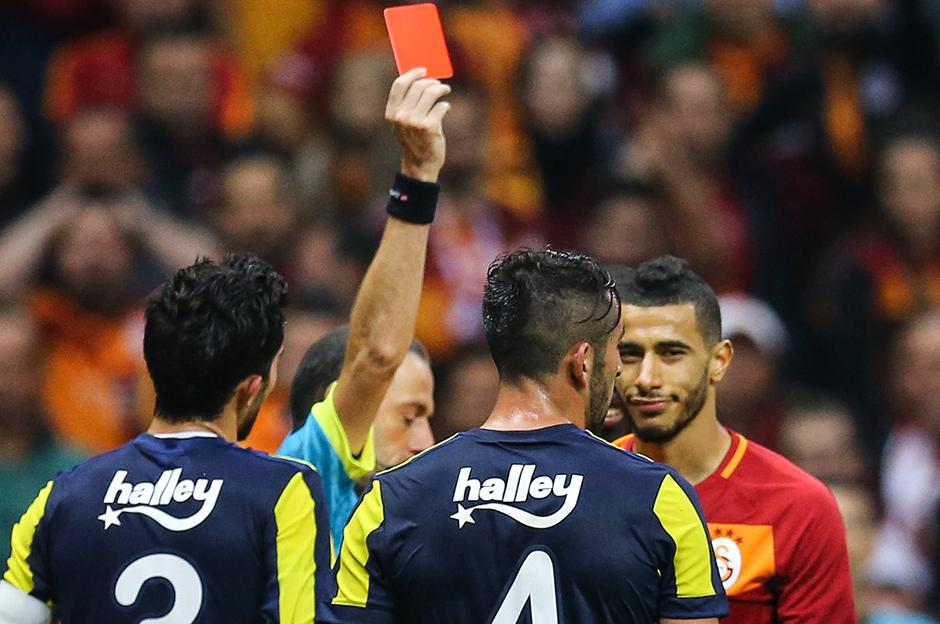 22 Ekim 2017 Galatasaray 0 - 0 Fenerbahçe