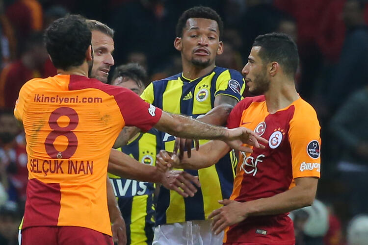 2 Kasım 2018 Galatasaray 2 - 2 Fenerbahçe