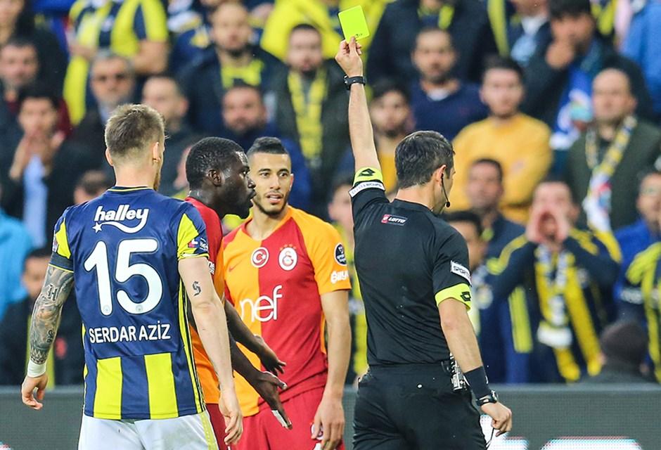 14 Nisan 2019 Fenerbahçe 1 - 1 Galatasaray