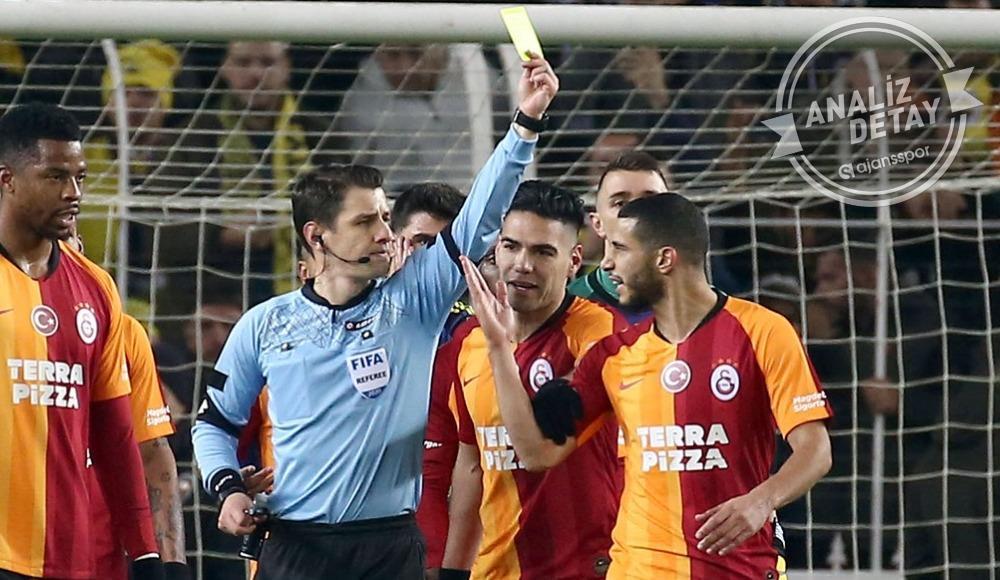 Belhanda'ya Fenerbahçe derbilerinde bir haller oluyor