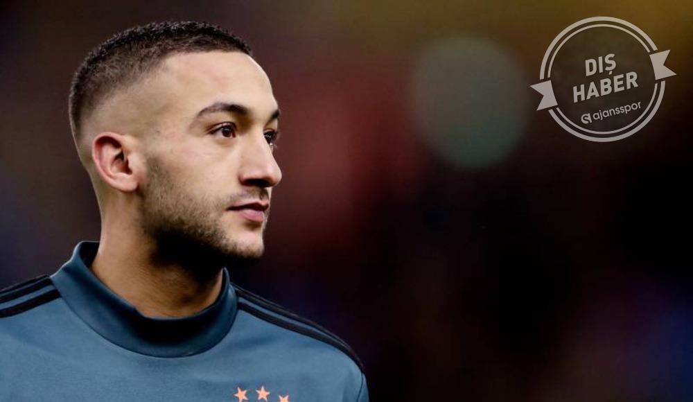 Ziyech, Chelsea'ye katılmak için sabırsızlanıyor