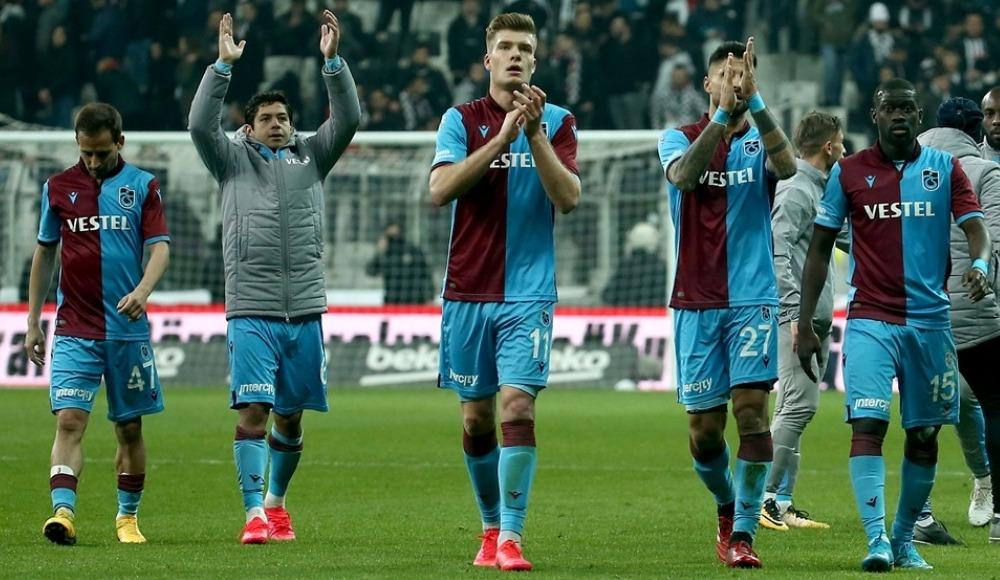 Trabzonspor'un yabancı oyunculara ağırlık vermesi…