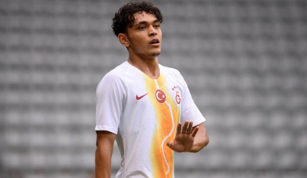 Mustafa Kapı, Galatasaray'a veda etti