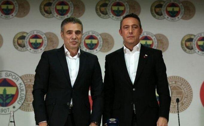 Ersun Yanal'ı istifadan Ali Koç vazgeçirdi!