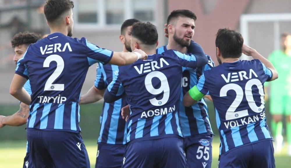Adana Demirspor'dan müthiş geri dönüş: 2-3