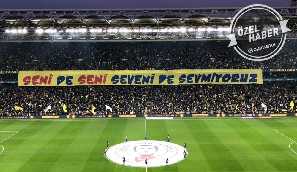 Fenerbahçe'den Ajansspor'a pankart açıklaması