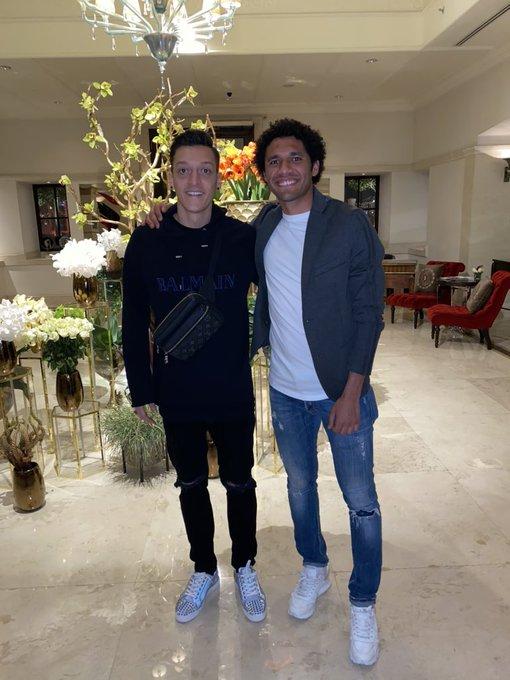 ''Mesut Özil, Fenerbahçe'ye gelebilir''