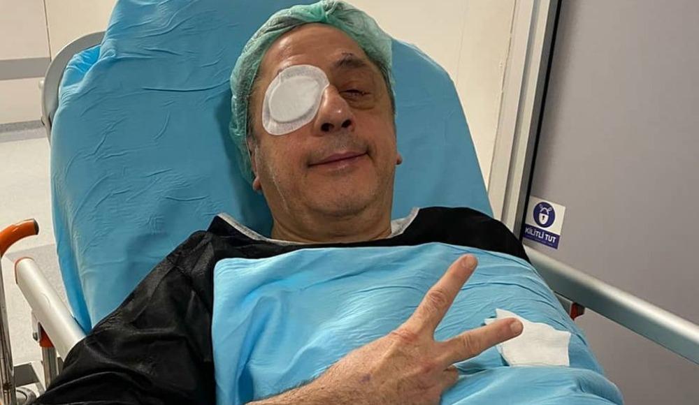 Murat Murathanoğlu ameliyat oldu