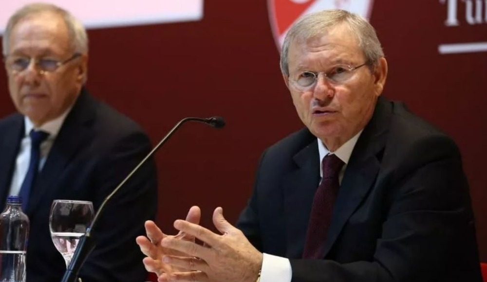 Flaş! MHK Başkanı Zekeriya Alp istifa etti
