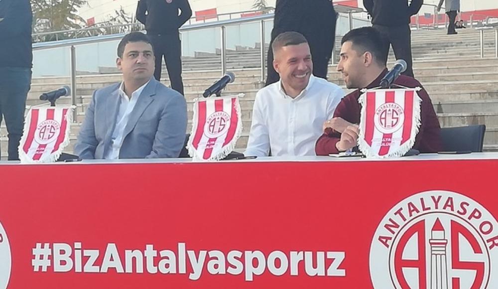 Podolski'den Fenerbahçe açıklaması