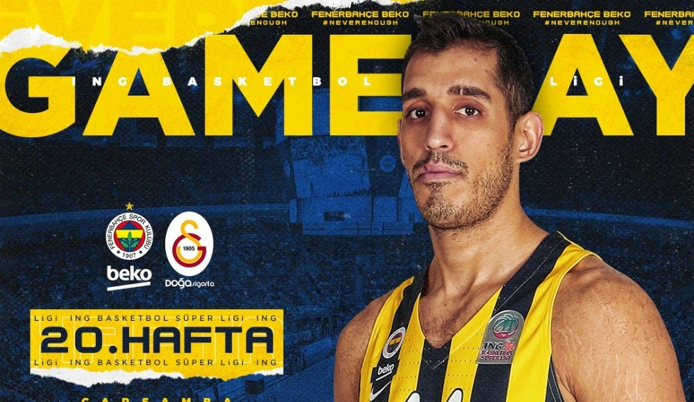 Fenerbahçe Beko - Galatasaray Doğa Sigorta (Canlı Skor)