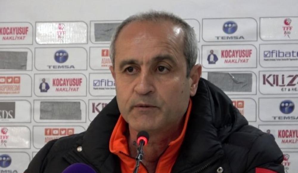 Adanaspor'da Arın istifa etti!