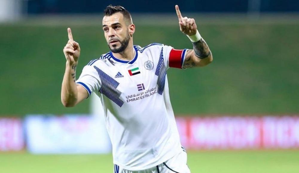Eski Beşiktaşlı oyuncu gollerine devam ediyor